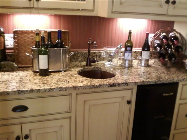 Quartz Granite Surfacing Kitchen Countertops In Blue Ridge Al Kitchen Creations Inc